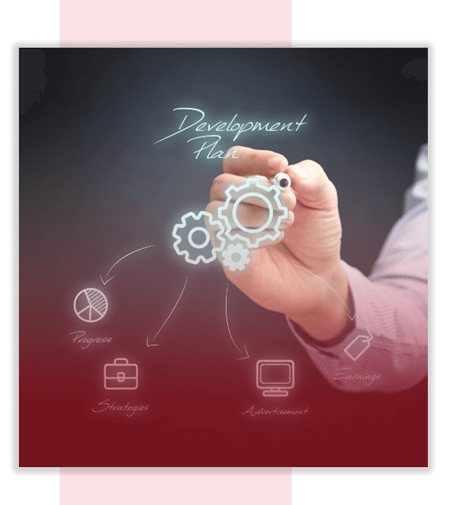 Services Collage Apps Development-Genesis Business Solutions