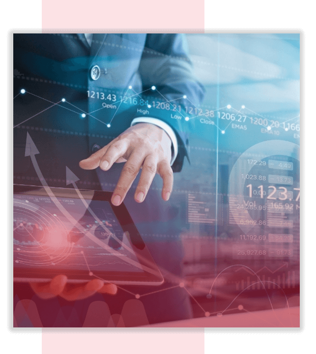 Services Collage Data Analytics And Insight Reports-Genesis Business Solutions