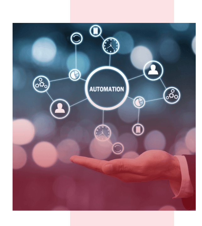 Services Collage Marketing Automation-Genesis Business Solutions