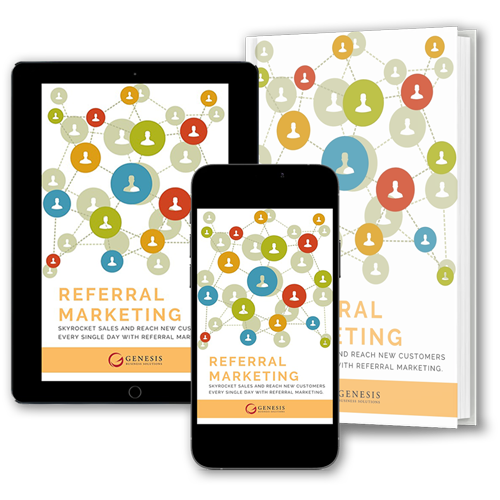 Referral Marketing-Genesis Business Solutions